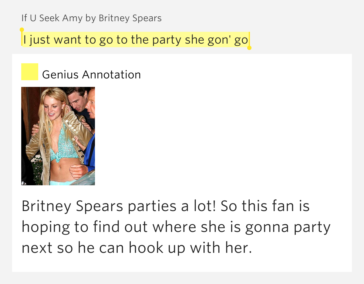 the hook up britney traduccion