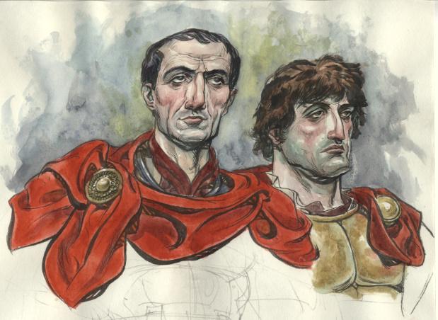 SparkNotes: Antony and Cleopatra: Mark Antony
