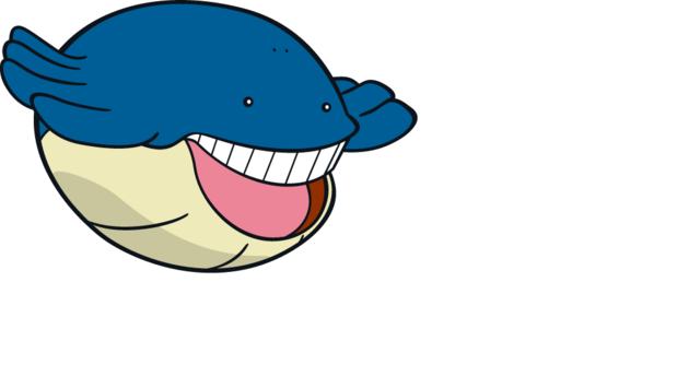 320 Wailmer – The Hoenn Pokédex: Annotated by Pokémon Wailmer Pokemon