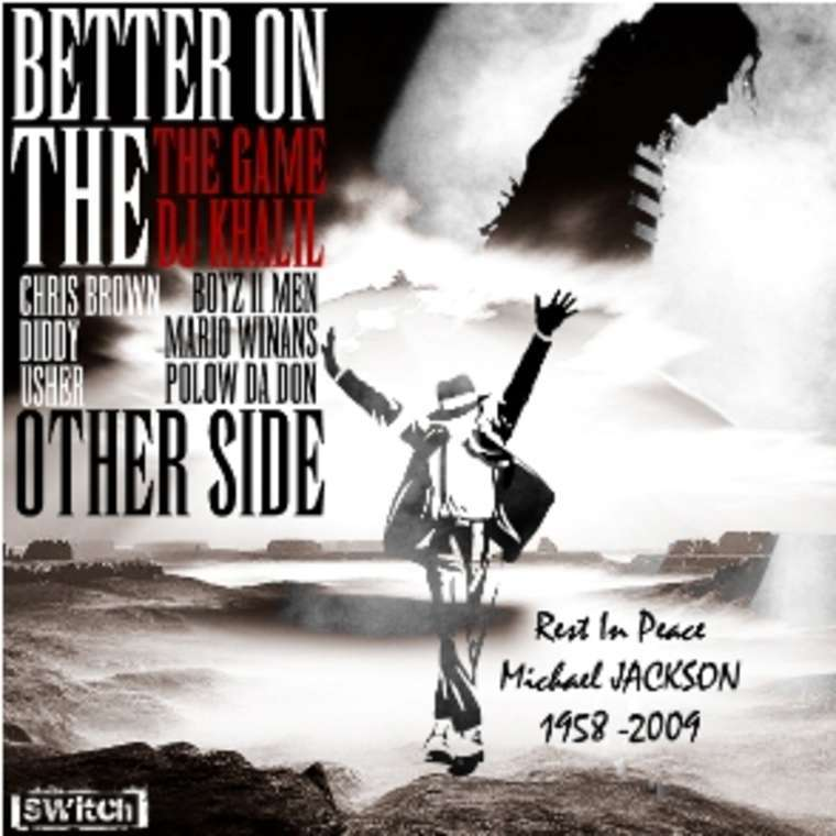 The Game – Better On The Other Side Lyrics