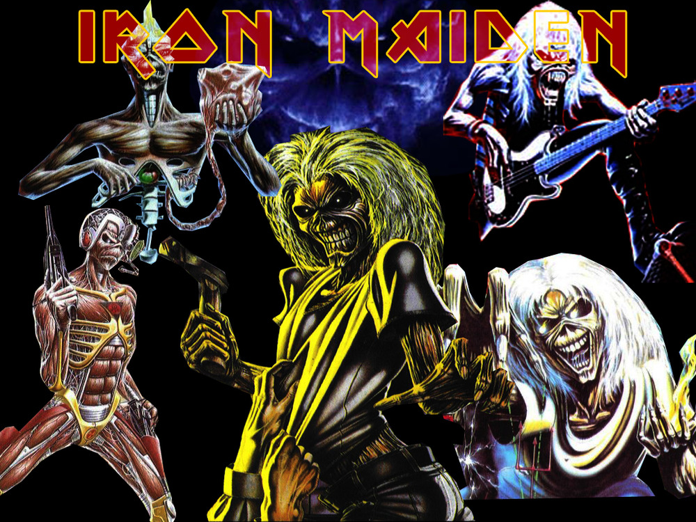 i 39 m eddie iron maiden with the ready iron make shift love means. Black Bedroom Furniture Sets. Home Design Ideas