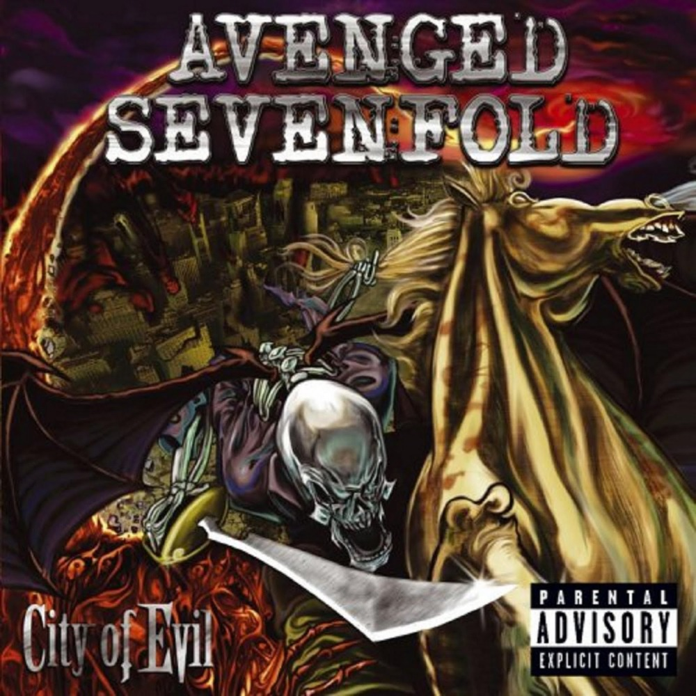Avenged Sevenfold - Blinded In Chains Lyrics   Musixmatch