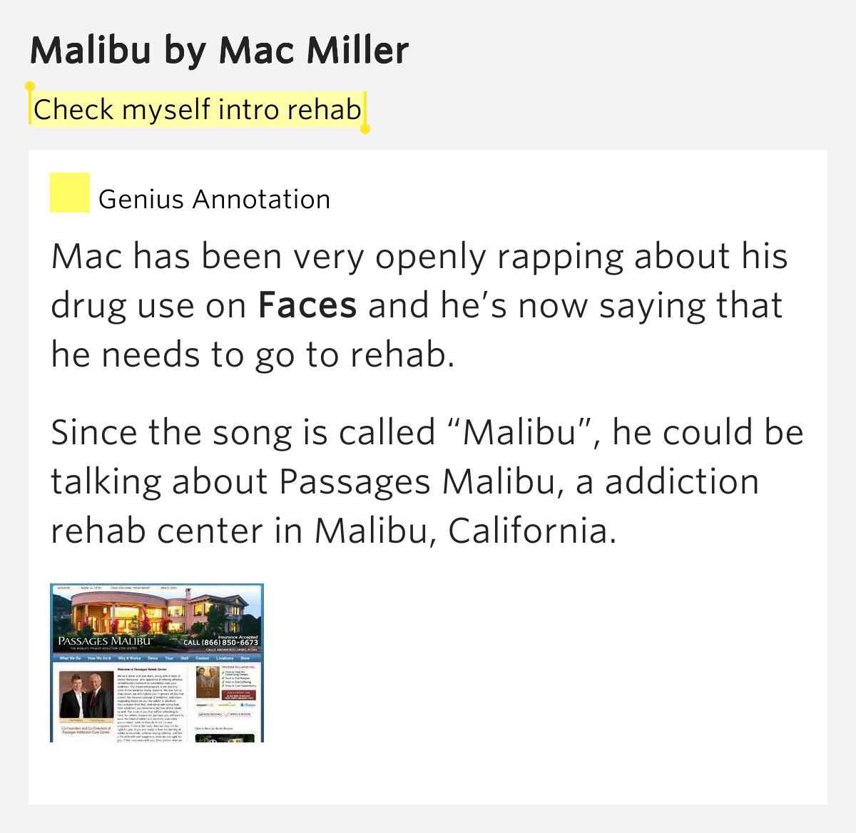 Mac Miller – Malibu Lyrics | Genius Lyrics