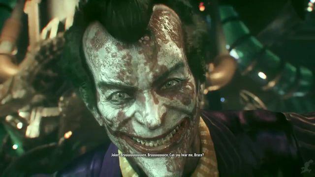 Arkham Joker Laugh Joker – Look Who's Laughing