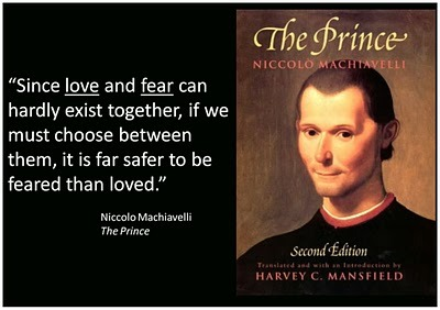 machiavelli the qualities of the prince thesis