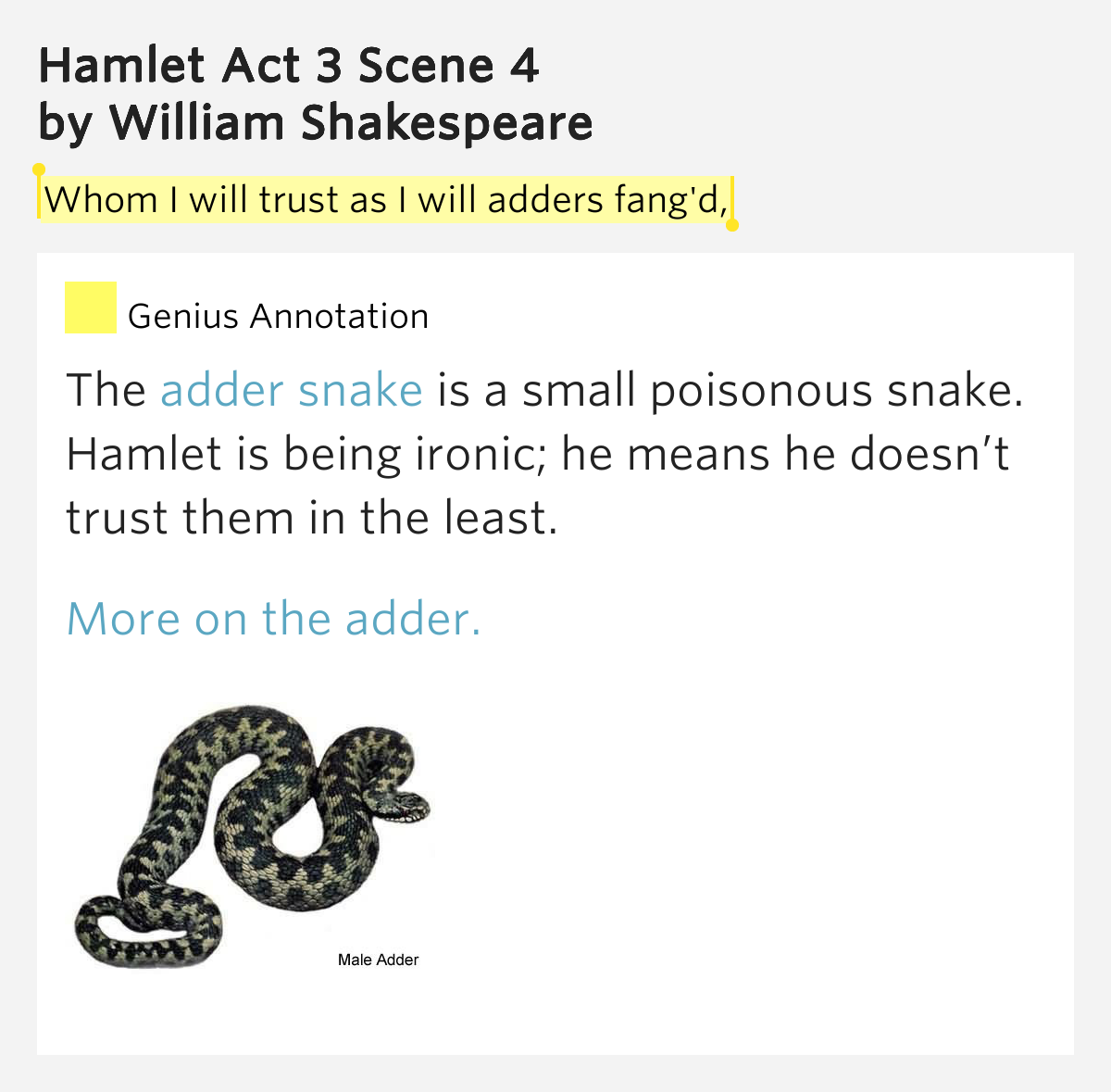 act 4 hamlet Act 4 act iv scene i act iv scene vi: hamlet's letter leaves many question unanswered if you were horatio, what questions would would you want t ask of hamlet.