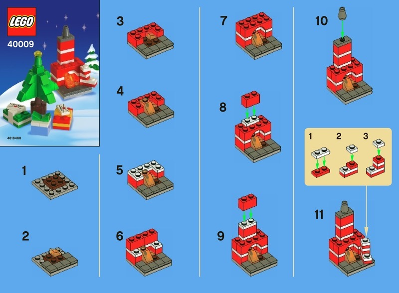 lego movie instructions for life