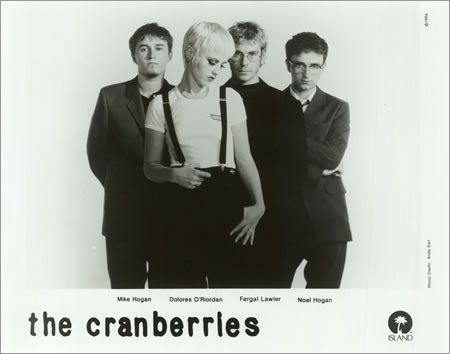 my family cranberries: