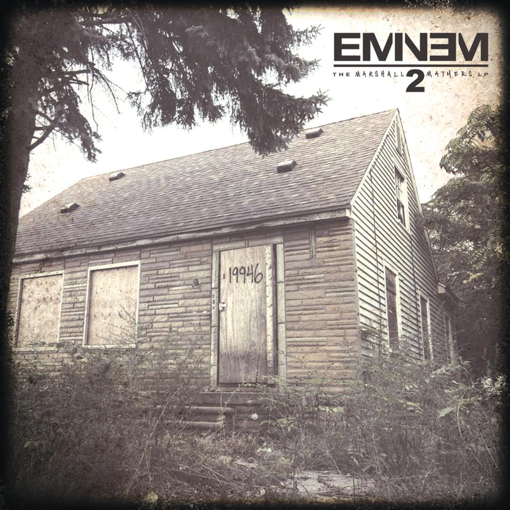 Eminem – The Marshall Mathers LP 2 Album Art | Genius