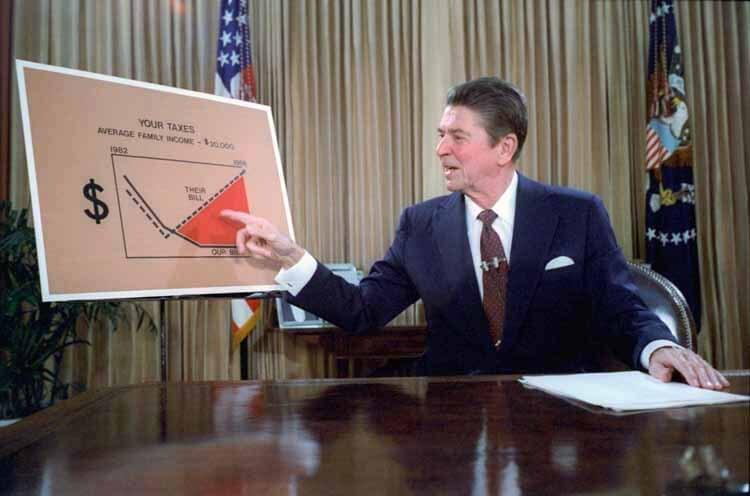 consequences reaganomics The consequences for us public finances are, by contrast, incontrovertible mr trump's unfunded tax cuts could add more than $5tn to the us federal debt by 2026, according to the committee for a responsible federal budget there is a strong case for a shift in the balance of monetary and fiscal stimulus,.