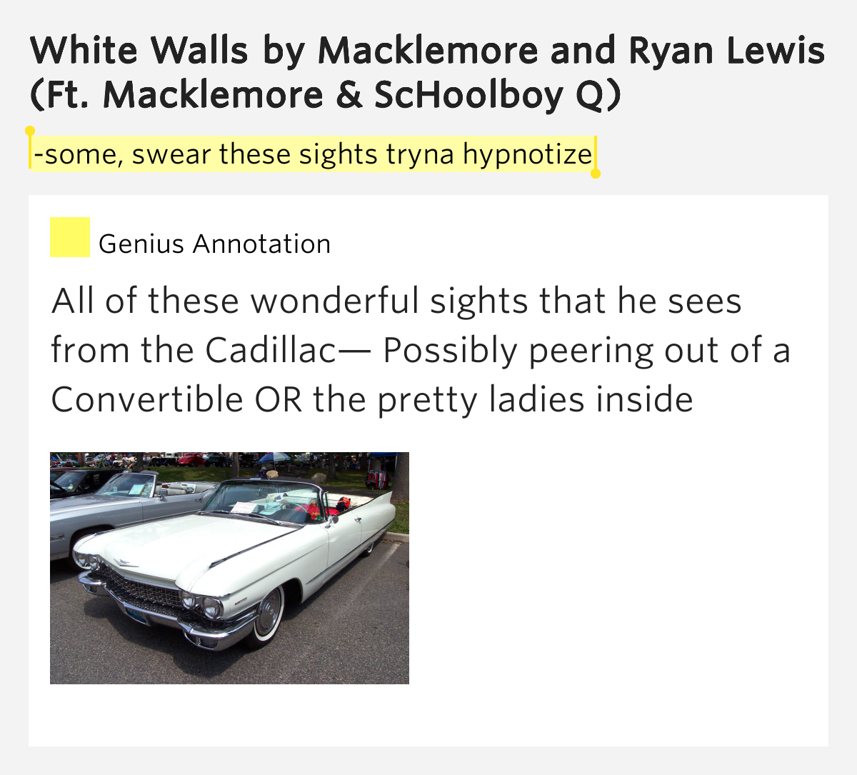 some swear these sights tryna hypnotize white walls. Cars Review. Best American Auto & Cars Review