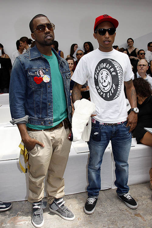 Skateboard P and the Louis Vuitton Don – Number One