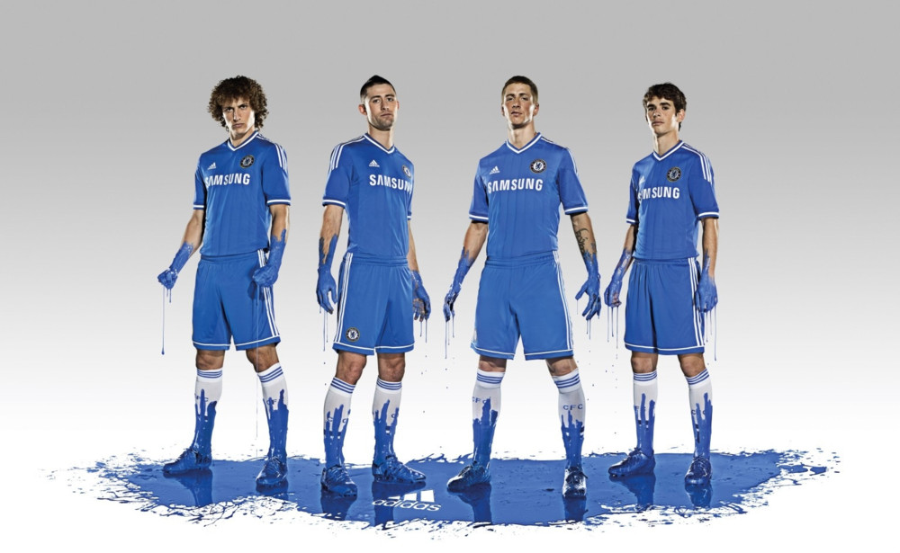 Chelsea   Kit Chelsea Fc Album Kits