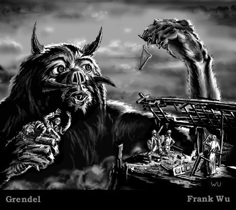 grendel monster essays Beowulf vs grendel essays in beowulf, beowulf fights three different monsters the first monster he fights is grendel, the second is grendel's mom.