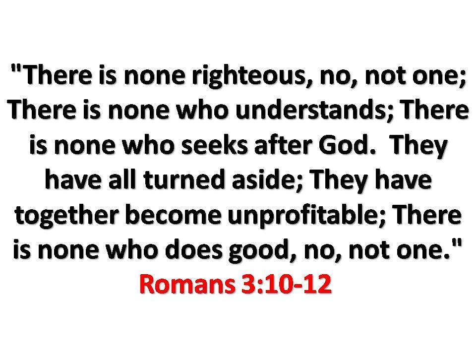 Righteous Man Quotes. QuotesGram