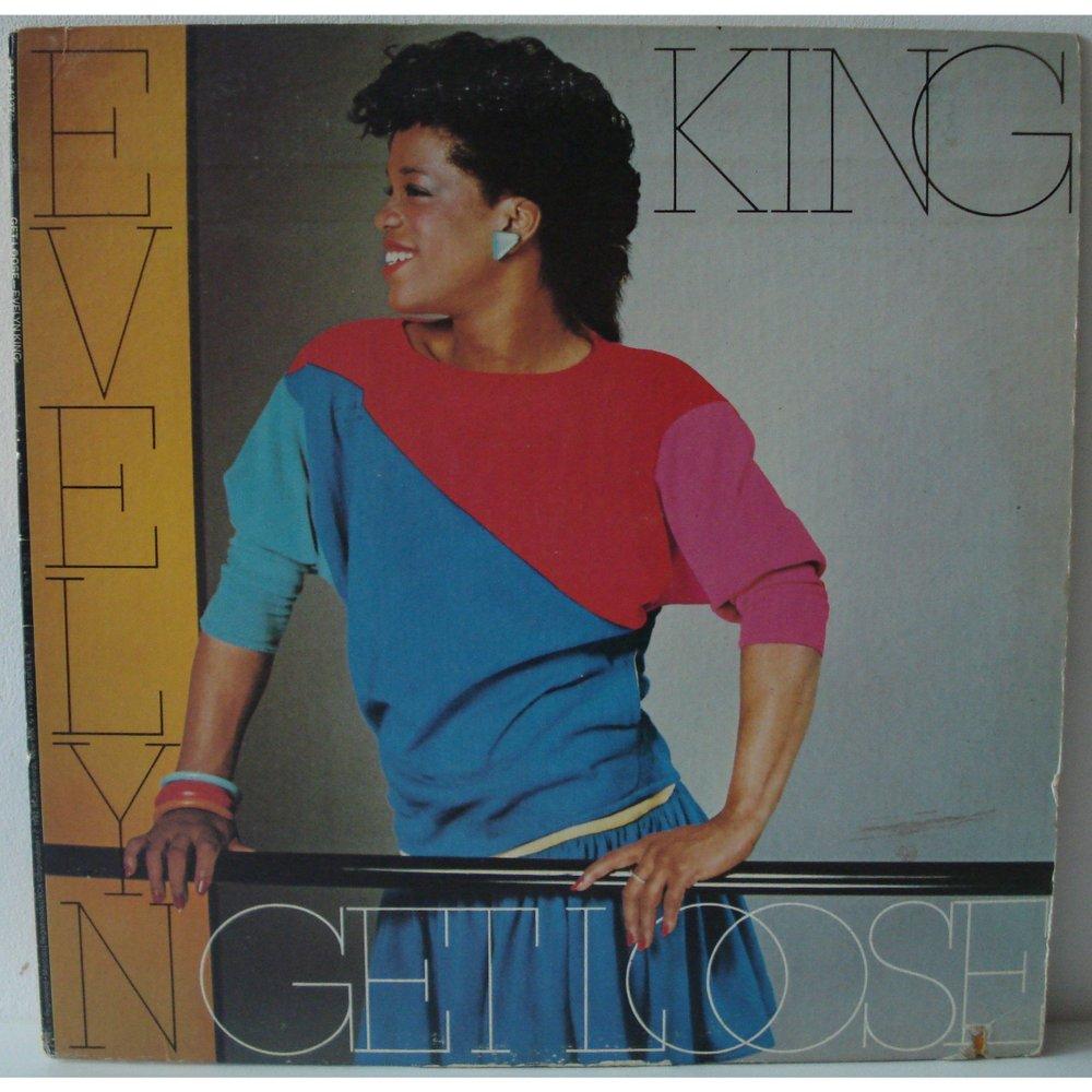 Evelyn King* Evelyn Champagne King - Flirt