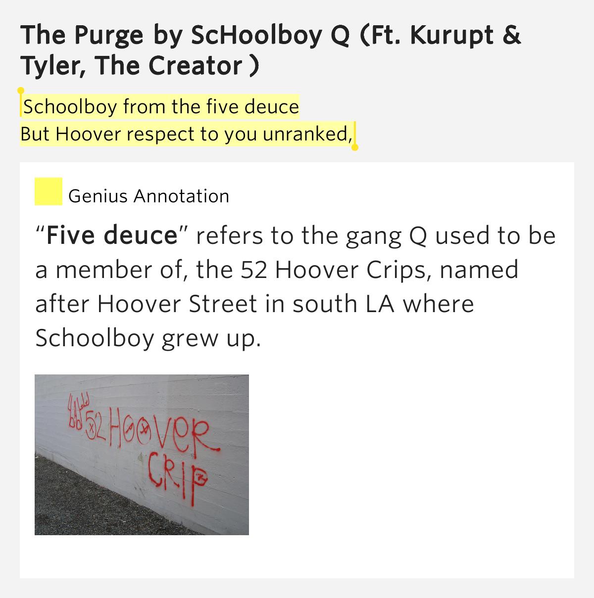 schoolboy hoover street lyrics