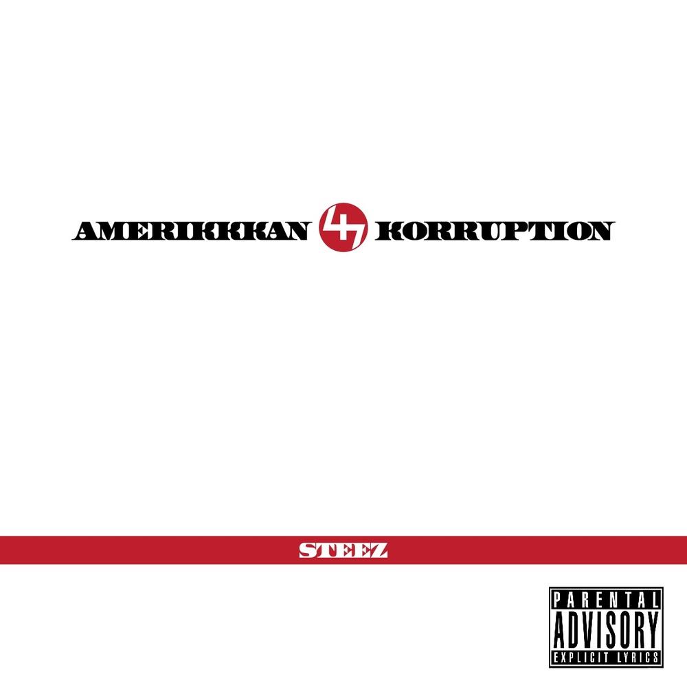 Capital Steez Amerikkkan Korruption Album Cover Lyrics