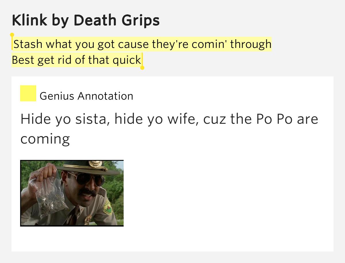 death grips lyrics