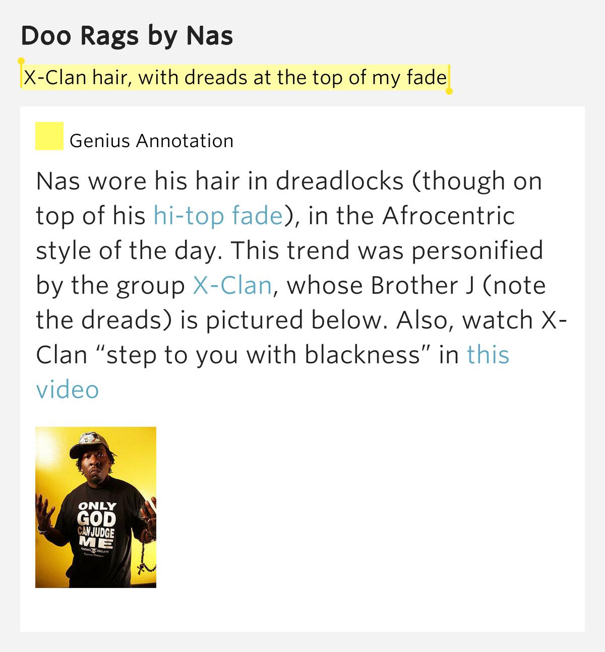 Nas - Doo Rags Lyrics   SongMeanings