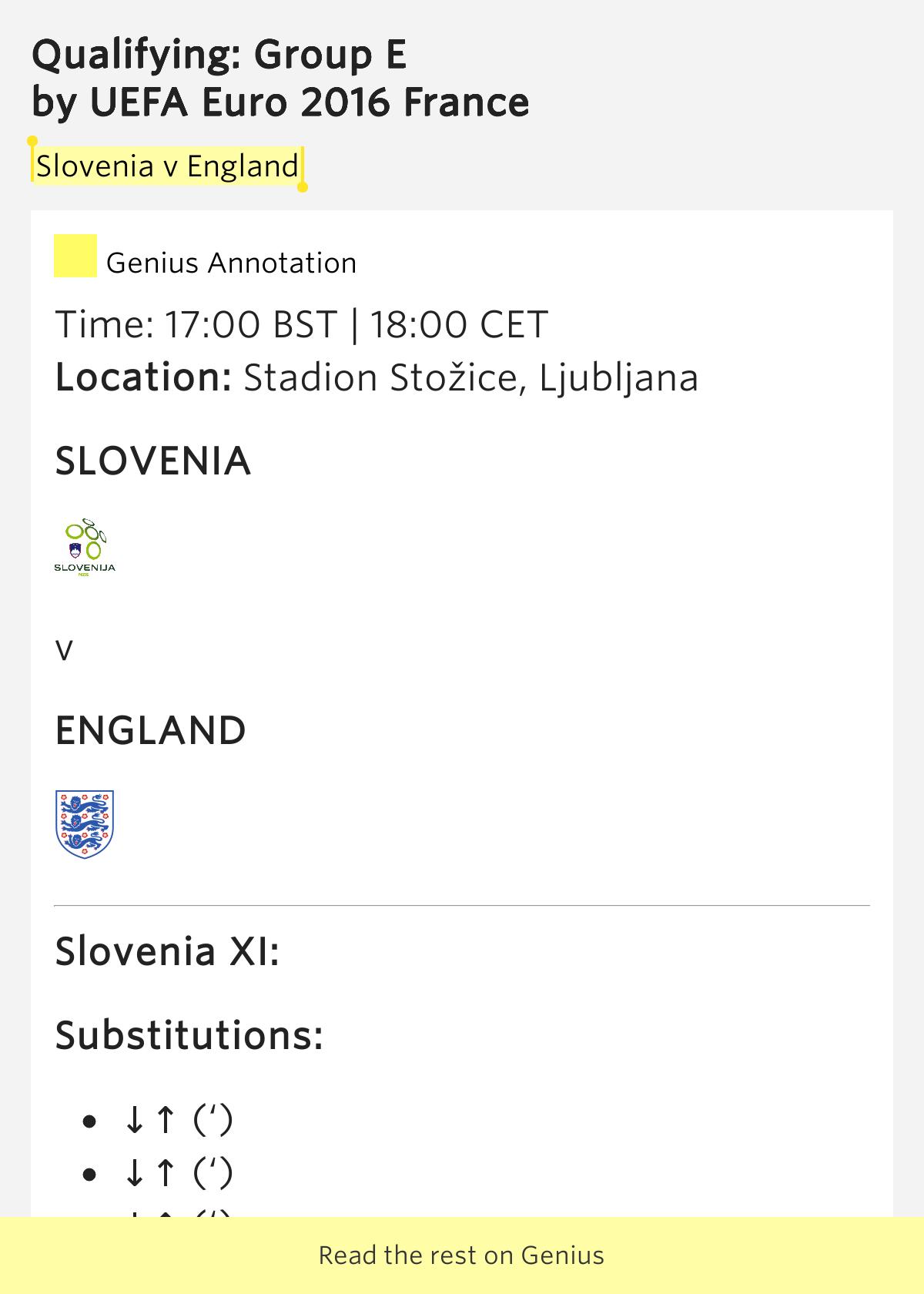 England euro 20qualifying group
