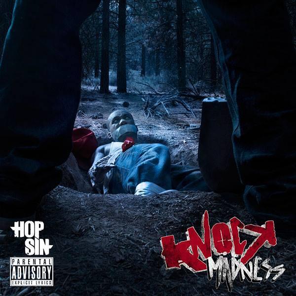 Hopsin – Knock Madness [Tracklist - 57.8KB