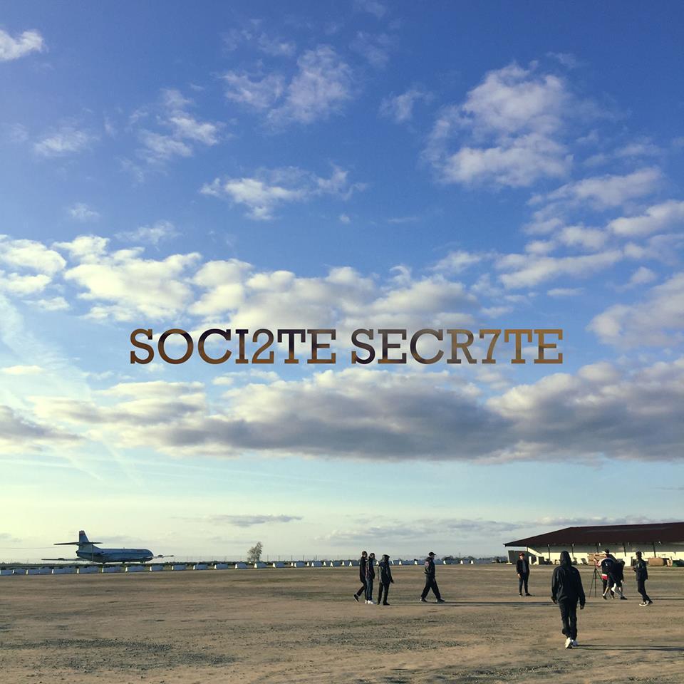 Cover art for Société Secrète by Columbine