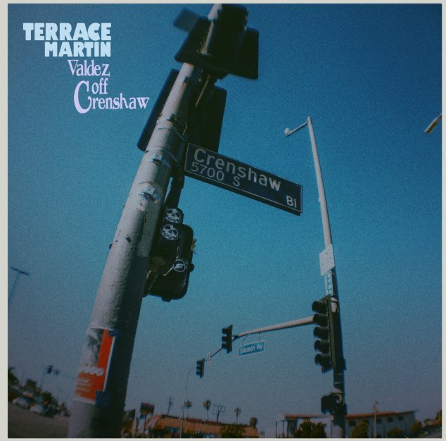 Cover art for Valdez off Crenshaw by Terrace Martin
