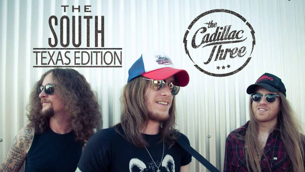The Cadillac Three – White Lightning Lyrics