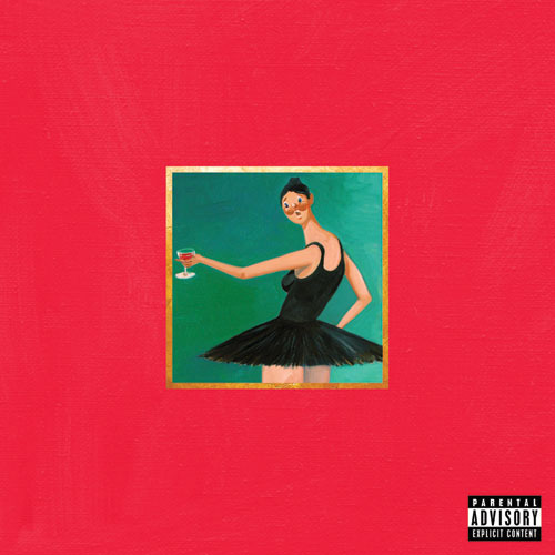 MvdS Reviews: Kanye West's My Beautiful Dark Twisted Fantasy ...