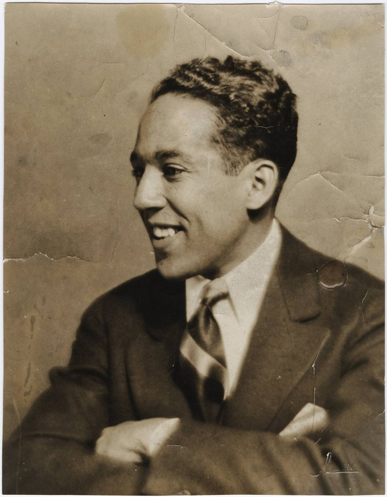 langston hughes a literary genius Despite his literary accomplishments and political activism, however, ellison has   other stars, particularly langston hughes and richard wright, and examines.