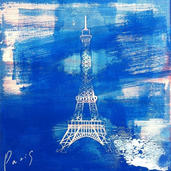 Cover art for Paris by Crucial Star