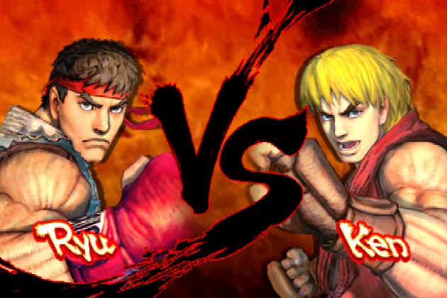 Ryo Vs Ryu