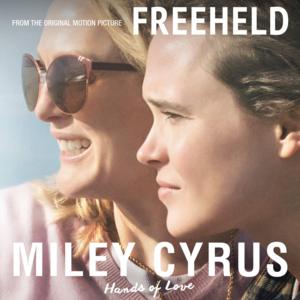 Miley Cyrus – Hands of Love обложка