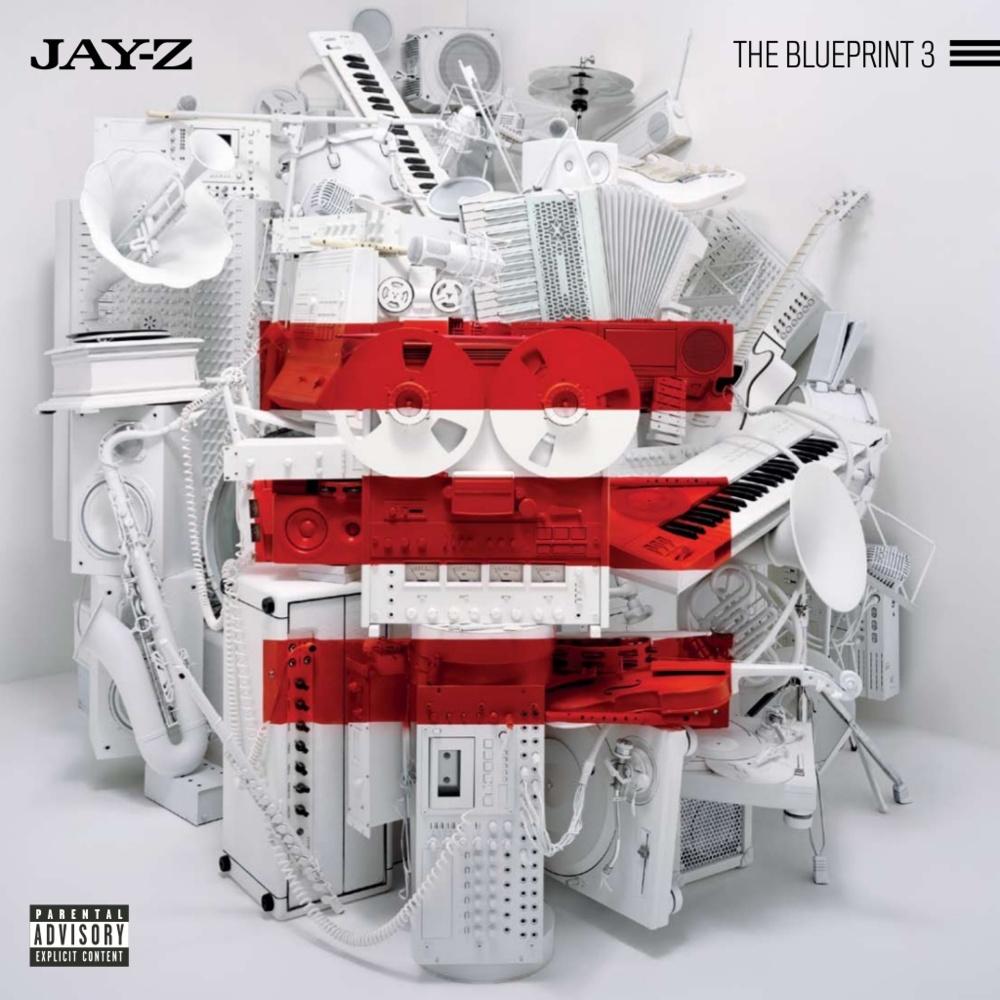 Jay Z The Blueprint 3 Booklet Genius
