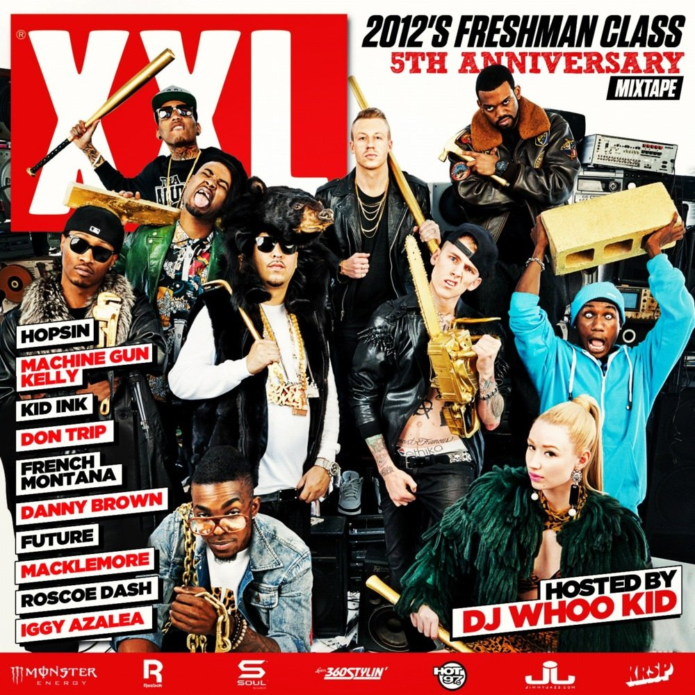f3aa34ea1b XXL – XXL Freshmen 2012 Cypher - Part 1 Lyrics