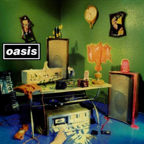 Cover art for Shakermaker by Oasis