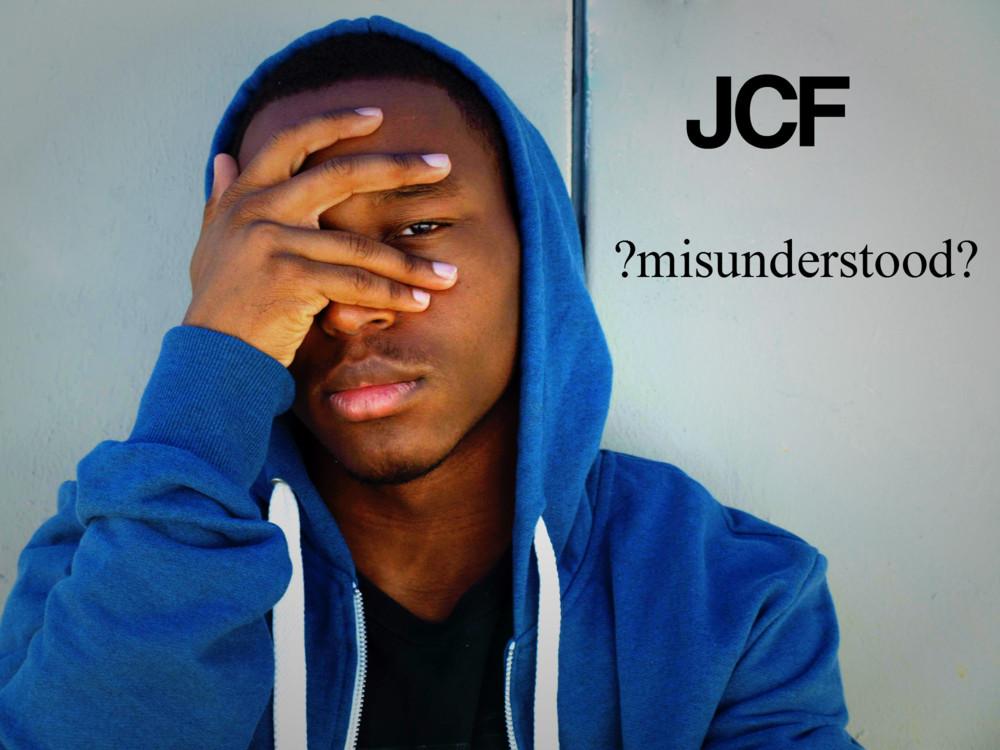 ?misunderstood?