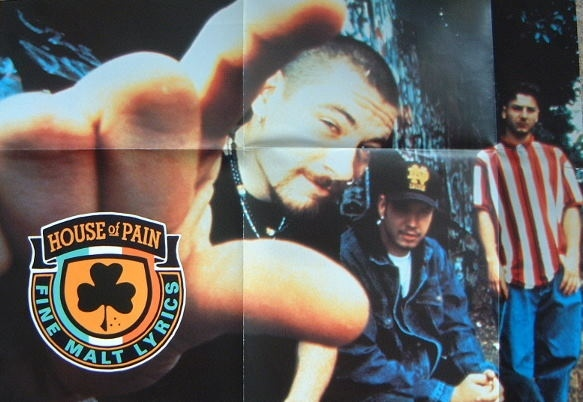 House Of Pain - Top O' The Morning To Ya (Remix) / Jump Around