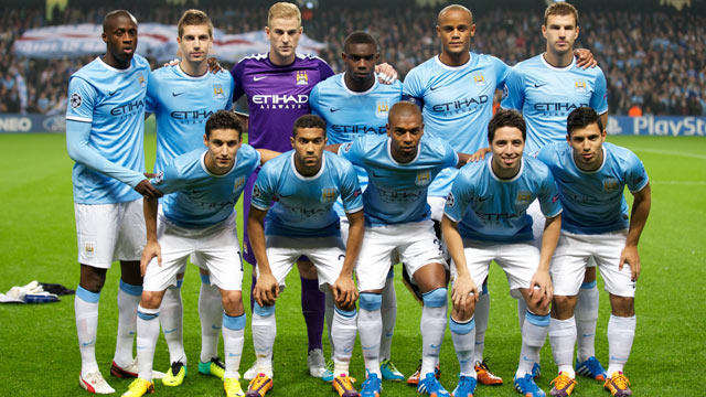 man city spieler