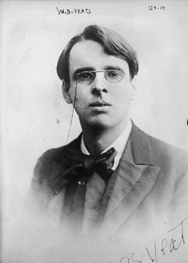 yeats as symbolist poet 10 yeats as a young poet became a symbolist through his readings in shelley and blake, through his study of ritual magic in the order of the golden dawn.
