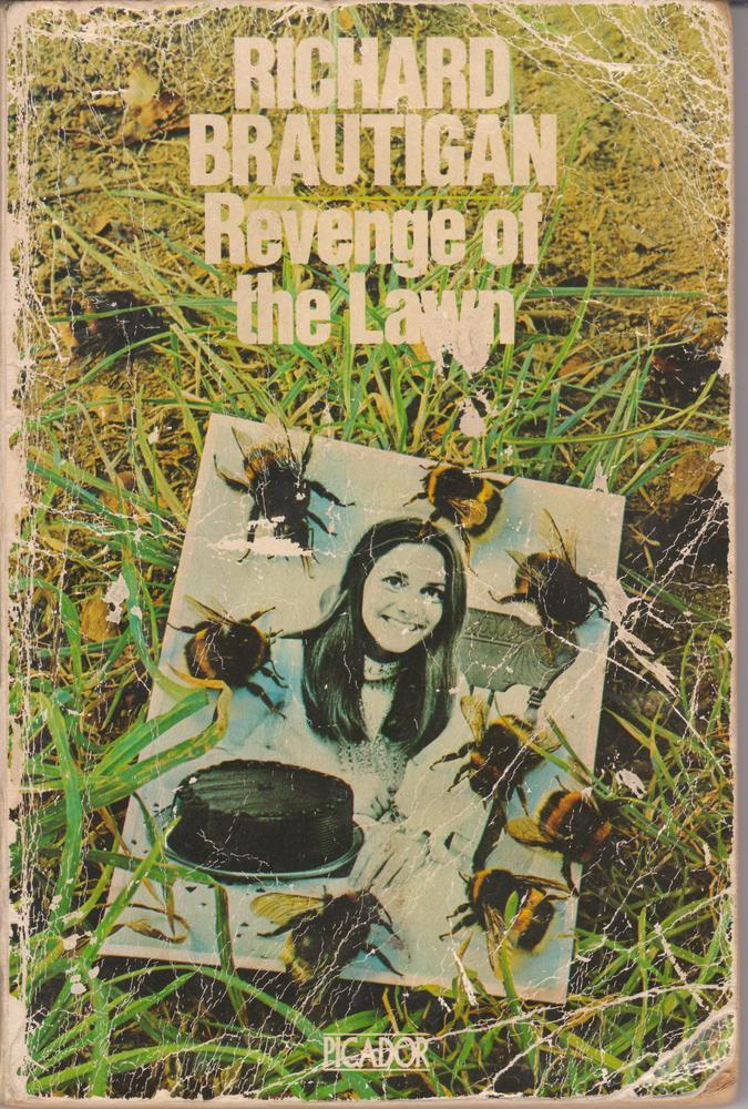 Richard brautigan i was trying to describe you to for Trout fishing in america richard brautigan