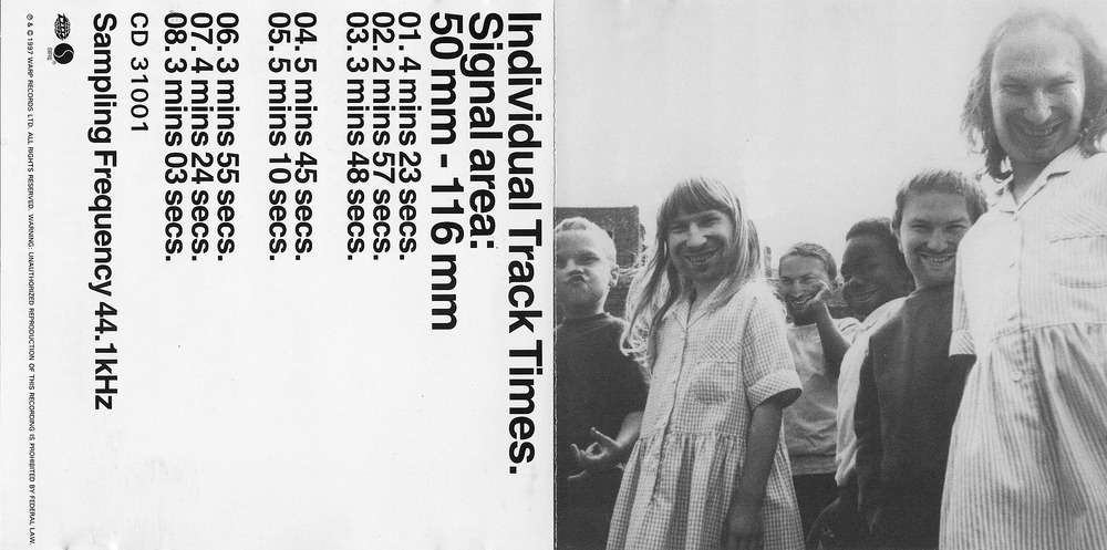 APHEX TWIN - COME TO DADDY ALBUM LYRICS