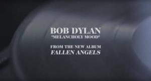 Bob Dylan – Melancholy Mood обложка