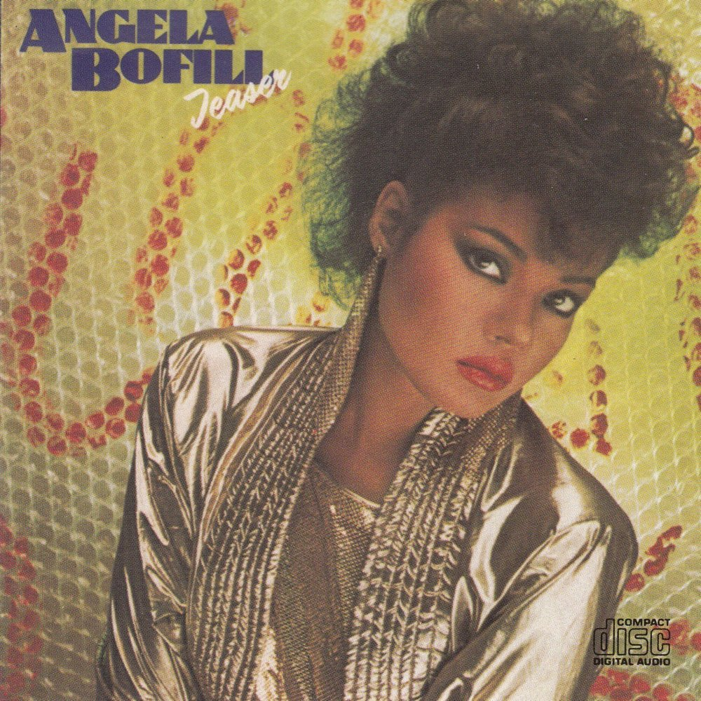 Angela Bofill – I'm On Your Side Lyrics