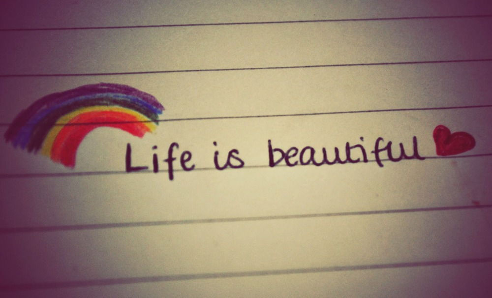 essay on life is beautiful How can the answer be improved.