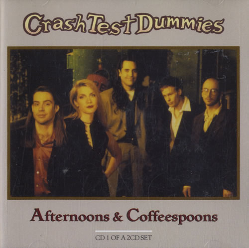 Crash Test Dummies Afternoons And Coffeespoons - YouTube