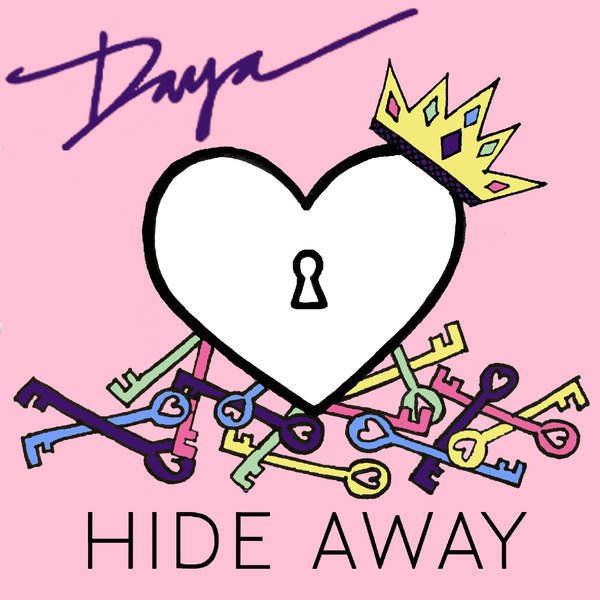 Cover art for Hide Away by Daya