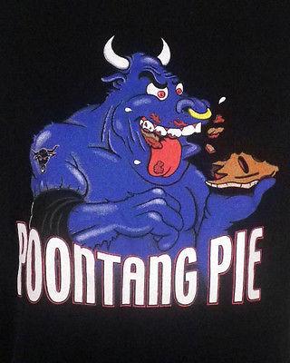 Poontang pie