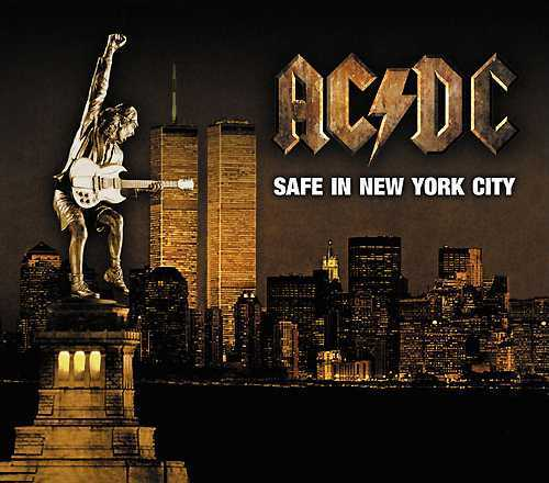 AC/DC - Safe In New York City (Official Video) - YouTube